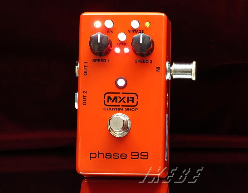 ギター用アクセサリー・パーツ, エフェクター MXRCSP-099 phase 999V
