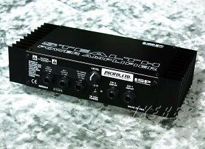 最大175Wの出力で、わずか544gの革新的デジタル・パワーアンプ!iSPSTEALTH Power Amplifier
