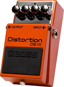 BOSSが考える次世代のDistortion。BOSSDS-1X [Distortion] 【期間限定★送料無料】 【3月発売予...