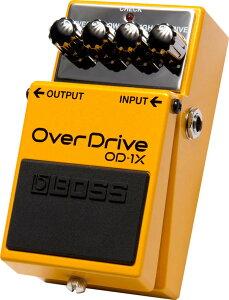 BOSSが考える次世代のオーバードライブ。BOSSOD-1X [OverDrive] 【期間限定★送料無料】 【3月...