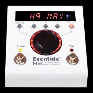 数々の名演を支えたEventideエフェクトの全てがこの1台に。EventideH9 MAX