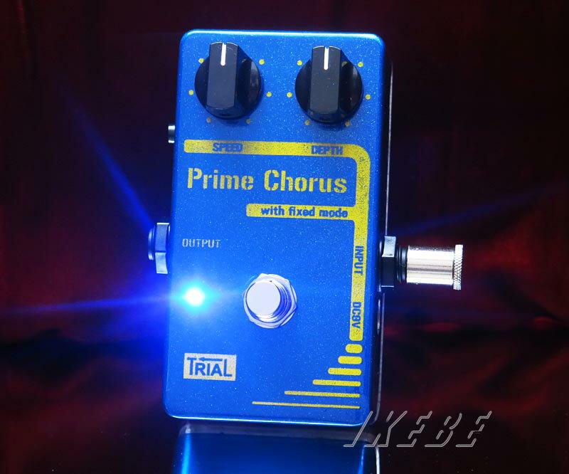 ギター用アクセサリー・パーツ, エフェクター TRIAL Prime Chorus
