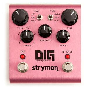 〜��ͽ�������〜strymon DIG ��6���������ͽ���