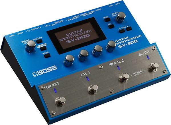 ギター用アクセサリー・パーツ, エフェクター BOSS SY-300 GUITAR SYNTHESIZER oskpu