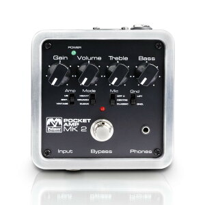 Palmer Pocket Amp Mk2 超コンパクトで使いやすいアンプシミュレーター