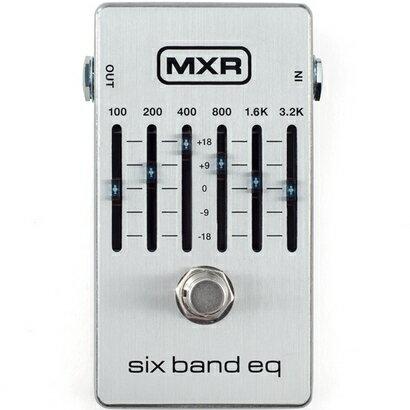 ギター用アクセサリー・パーツ, エフェクター MXRM109S 6-Band Graphic EQ 9V