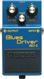 【IKEBE×BOSSオリジナルデザイン風呂敷プレゼント】BOSS 《ボス》 BD-2 (Blues Driver) 【数量限定!純正アダプターPSA-100S2プレゼント!】【oskpu】【あす楽対応】