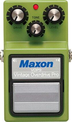 ギター用アクセサリー・パーツ, エフェクター MAXON VOP9 (Vintage Overdrive Pro)