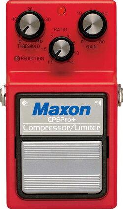 ギター用アクセサリー・パーツ, エフェクター MAXON CP-9 Pro (CompressorLimiter)