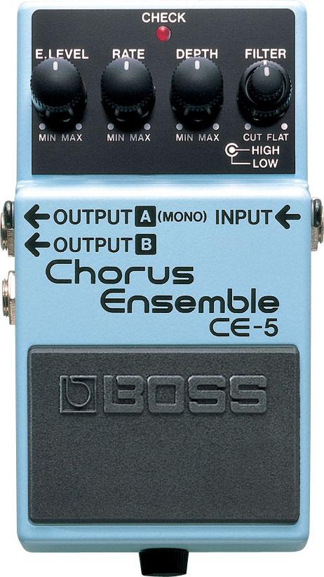 ギター用アクセサリー・パーツ, エフェクター IKEBEBOSSBOSS CE-5 (Chorus Ensemble)oskpu