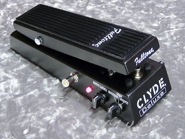 ギター用アクセサリー・パーツ, エフェクター Fulltone CLYDE DELUXE