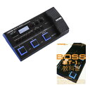 BOSS 《ボス》GT-1 + シンコー・ミュージック・ムック「THE EFFECTOR BOOK  ...
