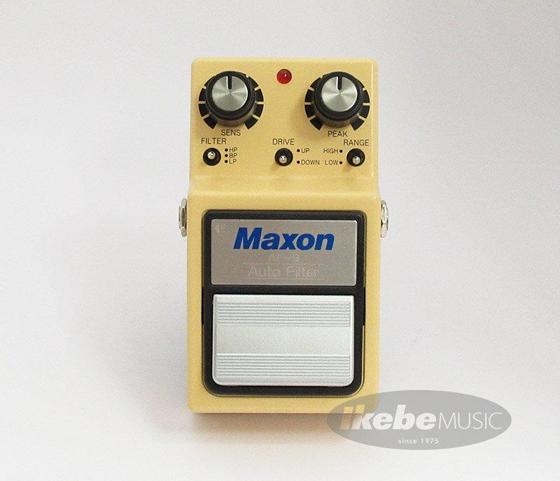 ギター用アクセサリー・パーツ, エフェクター MAXON AF9 AUTOFILTER
