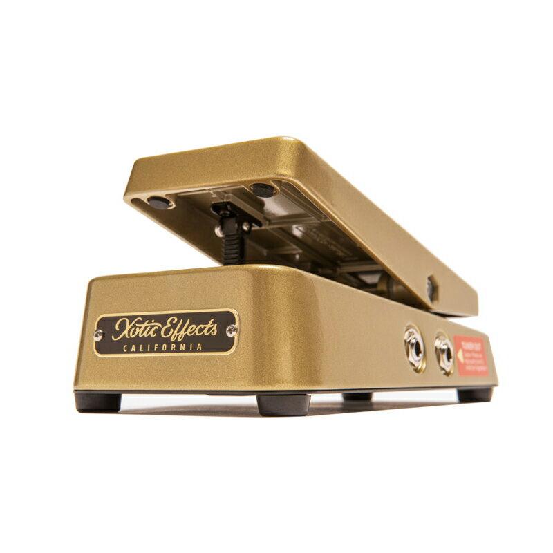 ギター用アクセサリー・パーツ, エフェクター Xotic XVP-250K (Gold Case) High Impedance Volume Pedal