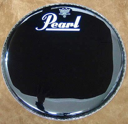 ドラム, ドラムヘッド REMO3 P3-20ES-WS Powerstroke 3 Ebony 20 710