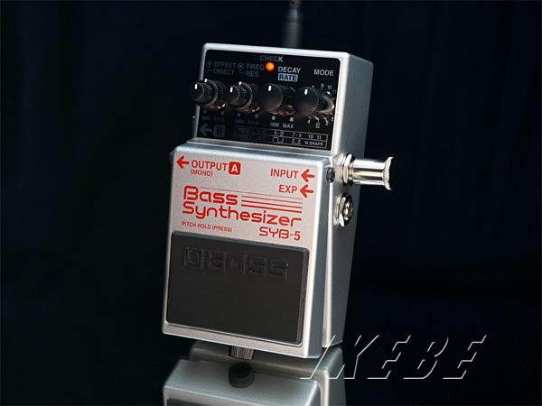 ベース用アクセサリー・パーツ, エフェクター IKEBEBOSSBOSS SYB-5 Bass Synthesizeroskpu