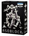 プレミアムモールで買える「【送料無料】アソブロック (ASOBLOCK BASICシリーズ 白 164ピース 白 164」の画像です。価格は7,200円になります。
