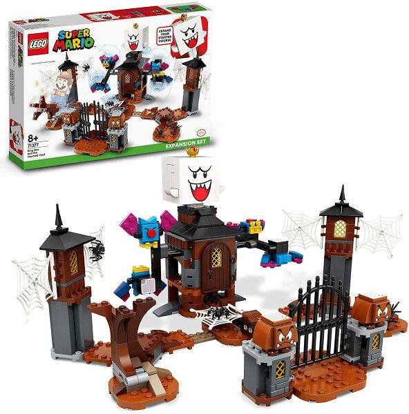 レゴ(LEGO)スーパーマリオバサバサとキングテレサのやしきチャレンジ71377