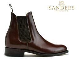 サンダース 靴 サイドゴアブーツ SANDERS 1864T ブラウン メンズ ビジネス