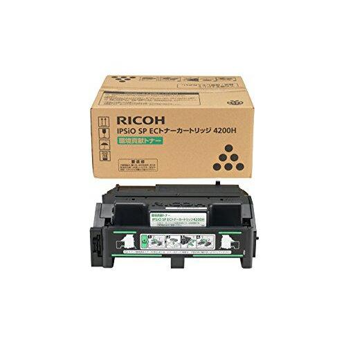 RICOH308637[ECトナーカートリッジ4200H]