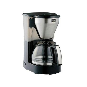 メリタ MKM-4101-B ブラック meus(ミアス) [コーヒーメーカー(〜10杯)] MKM4101B