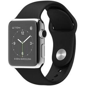 【送料無料】APPLE MJ2Y2J/A [Apple Watch 38mmステンレススチール…
