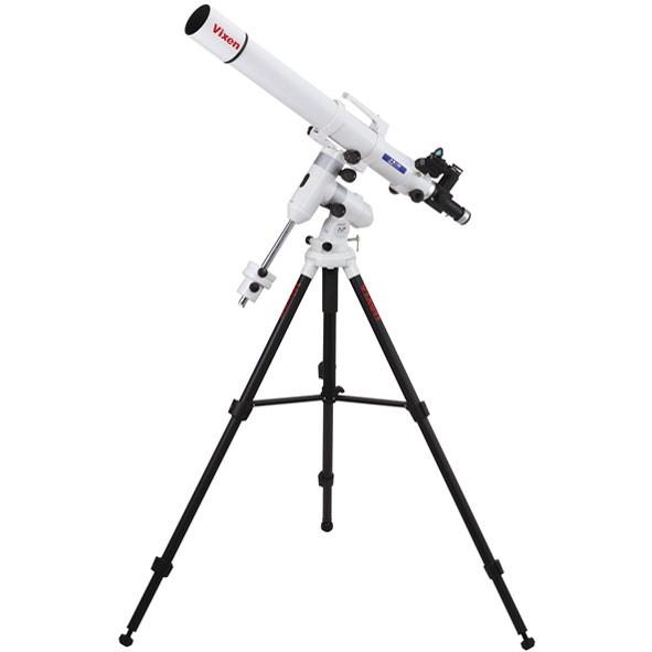 【送料無料】vixen AP-A81M APシリーズ [天体望遠鏡(赤道儀・屈折式・有効径81mm)] 2つの接眼レンズを装着できる、フリップミラー装備の81mm屈折式鏡筒を搭載しています