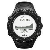 【送料無料】SUUNTO SS014809000 CORE REGULAR BLACK(コア・レギュラーブラック) [腕時計]