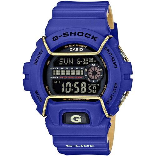 CASIOGLS-6900-2JFG-SHOCK[クォーツ腕時計(メンズウォッチ)]