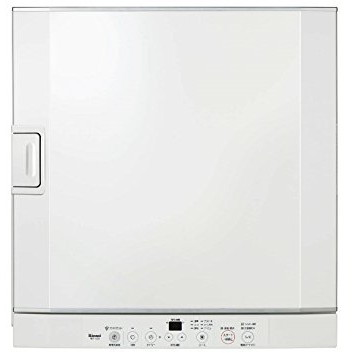 Rinnai RDT-52S-R-LP ピュアホワイト はやい乾太くん  [ガス衣類乾燥機 (右開き/5.0kg/プロパンガス用)]:総合通販PREMOA