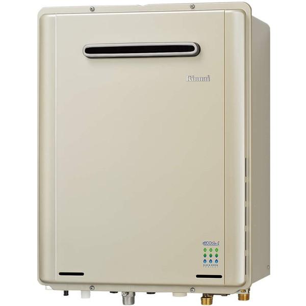 Rinnai RUF-E2405SAW-13A エコジョーズ [ガス給湯器(都市ガス用) 屋外壁掛・オート 24号]:総合通販PREMOA