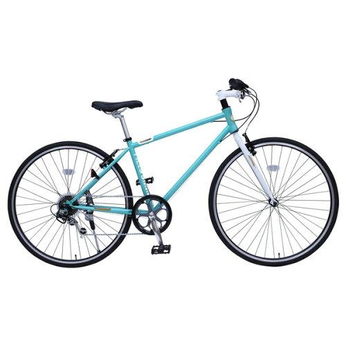 FIELDCHAMPMG-FCX700CEライトブルー[クロスバイク(700C・6段変速)]【同梱配送】【き】【沖縄・離島配送】