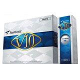 ツアーステージV10(2012) ゴルフボール 12個入り ホワイト