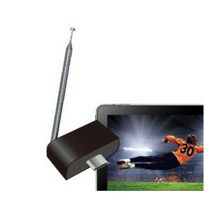 USB接続タイプで、挿してすぐ使える簡単ワンセグチューナーです。keian KDK5811 [Android端末用...
