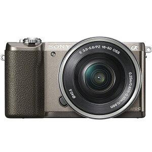 高速AFと高画質を両立した小型・軽量デジタル一眼カメラ。電動ズームレンズ「E PZ 16-50mm F3.5...