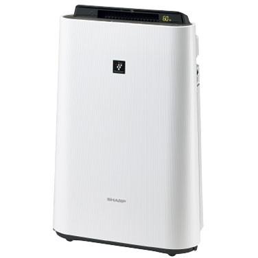SHARPKC-E50-Wホワイト系[加湿空気清浄機(空気清浄〜23畳/加湿〜13畳まで)]