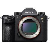【送料無料】SONY ILCE-9 α9 ボディ [ミラーレス一眼カメラ (2420万画素・レンズ別売)]