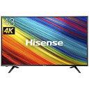 【送料無料】Hisense ハイセンス HJ43N3000 [43V型 地上・BS・110度CSデジタル 4K対応 液晶テレビ 4K ダブルチューナー Wチューナー 43型 43インチ 外付けHDD