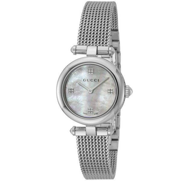GUCCI(グッチ) YA141504 ディアマンティッシマ [クォーツ腕時計 (レディース)]:総合通販PREMOA
