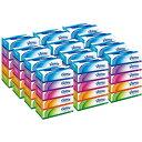 【ケース販売】 クリネックス ティシュー 360枚(180組) 5箱×12パック入り ティッシュ ティッシュペーパー