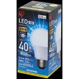 アイリスオーヤマ LDA4N-G-4T4 ECOHiLUX [LED電球 (E26口金・40W相当・485lm・昼白色)]