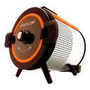 テドンF&D(Daedong F&D co.LTD) DR-750N-W (限定カラー:ホワイト&オレンジ) ドラムクック(drumcook) [自動調理器] 煮る 焼く 炒める 回転 ドラム式 スチーム ヘルシー調理 やきいも DR750N (TUF)