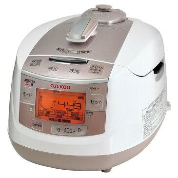 【送料無料】CUCKOO ELECTRONICS CRP-HJ0657F New圧力名人 [IH圧力炊飯器(6合炊き)]