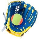 野球グローブ キャッチボール