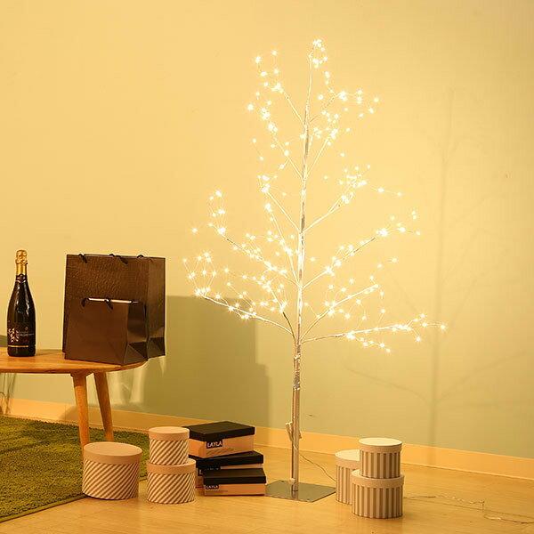 不二貿易 16434 ミニLEDツリー 120 [クリスマスツリー 120cm]