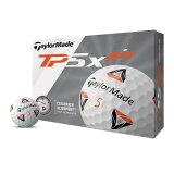 テーラーメイド TP5X Pix(2020モデル) ゴルフボール 1ダース(12個入り) 【日本正規品】