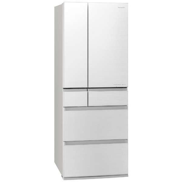 PANASONIC NR-F606WPX-W フロスティロイヤルホワイト WPXタイプ [冷蔵庫 (600L・フレンチドア)]【代引き・後払い決済不可】