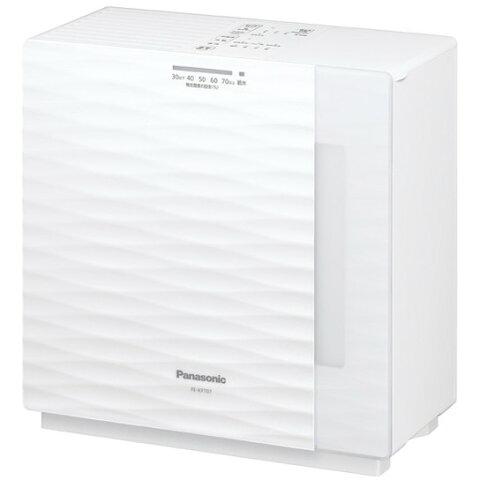 PANASONIC FE-KFT07 ミルキーホワイト [気化式加湿機(プレハブ洋室 19畳/木造和室 12畳)]