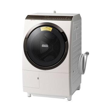 日立 BD-SX110FL ロゼシャンパン ヒートリサイクル 風アイロン ビッグドラム [ななめ型ドラム式洗濯乾燥機 (洗濯11.0kg/乾燥6.0kg) 左開き]