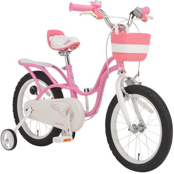 自転車通販 子供用自転車 カゴ ハローキティ プレゼントに最適 12インチ 1401 カジキリ機構付で安心! 幼児用自転車 補助輪付